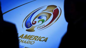 Il logo della Copa America