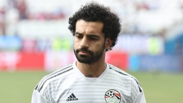 Egypt want to call up Mohamed Salah for the delayed Olympics