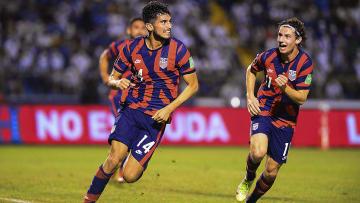 Ricardo Pepi erzielte bei seinem Länderspieldebüt direkt ein Tor