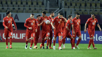 North Macedonia are the ultimate underdogs