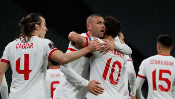 Turkey are hoping to fly under the radar at Euro 2020