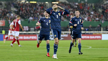 Scotland have boosted their 2022 World Cup chances