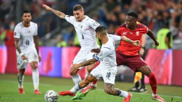Italien und die Schweiz kämpfen um das direkte WM-Ticket