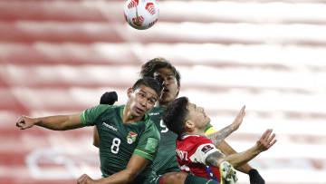 Bolivianos também sofrerão com desfalques na Copa América