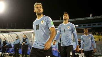 Arrascaeta é um dos jogadores que serão observados de perto na Copa América