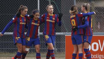 Barcelona busca seu primeiro título de Champions Feminina