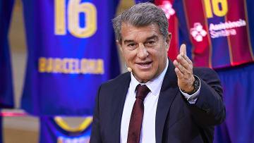 Joan Laporta ha comenzado fuerte su nuevo mandato al frente del club.
