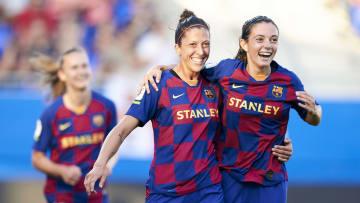 Barcelona é potência no futebol feminino europeu