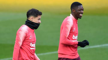 Barcelona paid a staggering amount of money to sign Philippe Coutinho and Ousmane Dembele