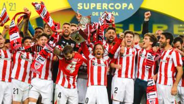 Athletic Club - Supercopa de España Final