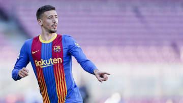 Lenglet could leave Barcelona