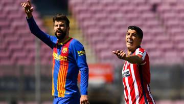 Suárez, mais uma vez, enfrenta sua ex-equipe