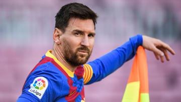 O Inter Miami quer levar Lionel Messi para MLS.