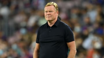 Ronald Koeman is waiting for Barcelona players to return from injury