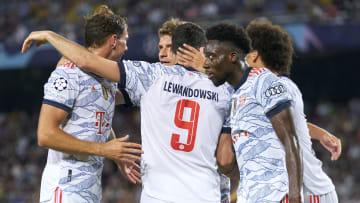Der FC Bayern hat in Barcelona nichts anbrennen lassen