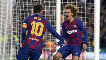 Lionel Messi, Antoine Griezmann