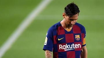 Lionel Messi a annoncé vouloir quitter le FC Barcelone.