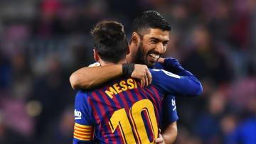 Luis Suarez conseil à Messi de rester à Barcelone