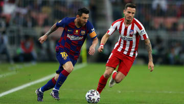 """Atletico Madrid's Saul Niguez believes that Lionel Messi is the """"best player ever"""""""