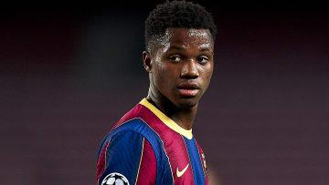 Ansu Fati va faire son retour avec le FC Barcelone.