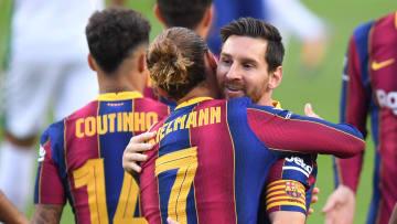 Messi, Griemann et Coutinho sont les plus gros salaires du club