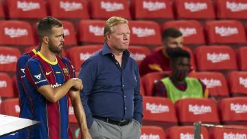 Miralem Pjanic has criticised Ronald Koeman