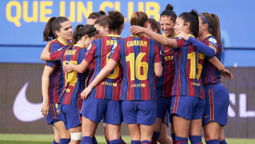 Barcelona face Chelsea in the 2021 Women's Champions League final