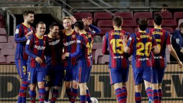 Barcelona akan bertemu Levante di pekan ke-36 La Liga