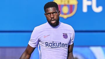 Samuel Umtiti is looking to stay at Barcelona