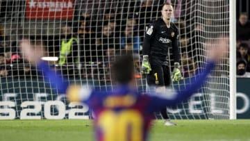 Lionel Messi, Marc Andre Ter Stegen