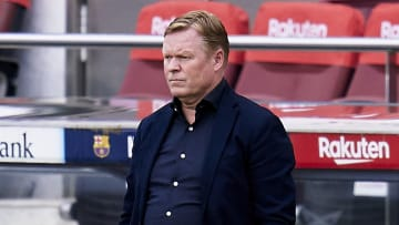 Ronald Koeman's future at Barcelona is in doubt