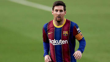 Lionel Messi is open to staying at Barcelona again