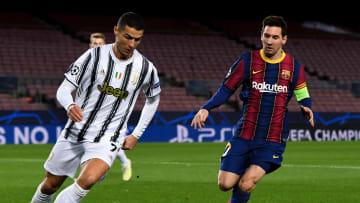 Sarà stato l'ultimo confronto in Champions tra Messi e Ronaldo?