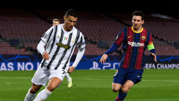 Ronaldo and Messi are still considered to be among the best footballers in the world