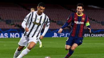 Messi y Cristiano podrían cambiar de club en verano