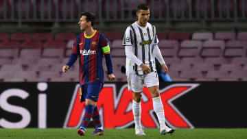 Lionel Messi and Cristiano Ronaldo are considered to be the two greatest players in history of football