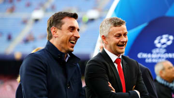 Ole Gunnar Solskjaer is said to be unhappy over Gary Neville's role in the anti-Glazer backlash