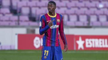 Ousmane Dembele is on PSG's radar