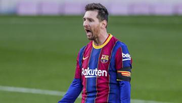 Antoine Griezmann, Lionel Messi