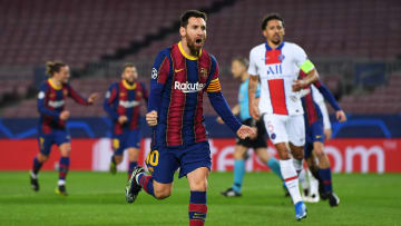 Lionel Messi, Champions League legend