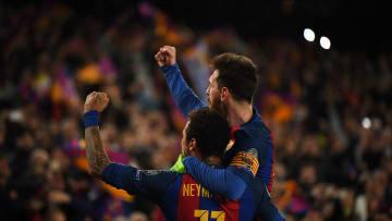 A dupla Messi e Neymar ainda deixa saudades aos amantes do futebol e torcedores do Barcelona.