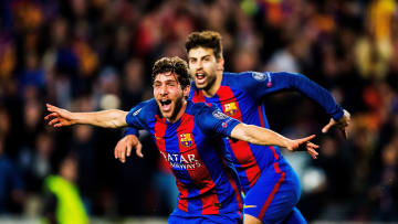 Sergi Roberto es el protagonista del mejor FC Barcelona-PSG