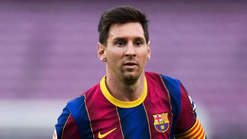 Lionel Messi will remain at Barcelona