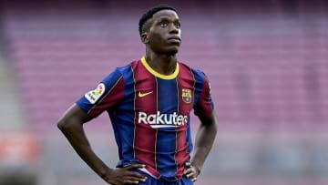 Ilaix Moriba has rejected the contracted offered by Barcelona