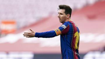 Simeone espère que Messi restera à Barcelone