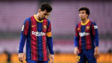 Lionel Messi pourrait jouer son dernier matche avec le Barça