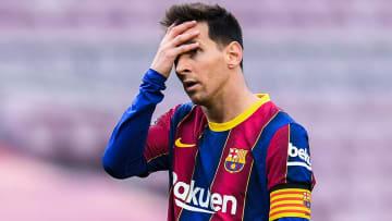 Messi doit signer avant de rejouer