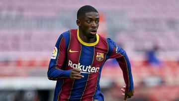 Ousmane Dembele's injury could impact Barcelona's summer plans