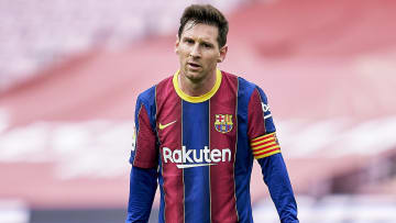 Lionel Messi is at risk of not being able to be registered by Barcelona