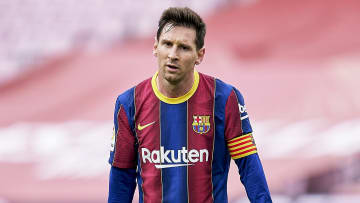 Lionel Messi is officially out of contract at Barcelona